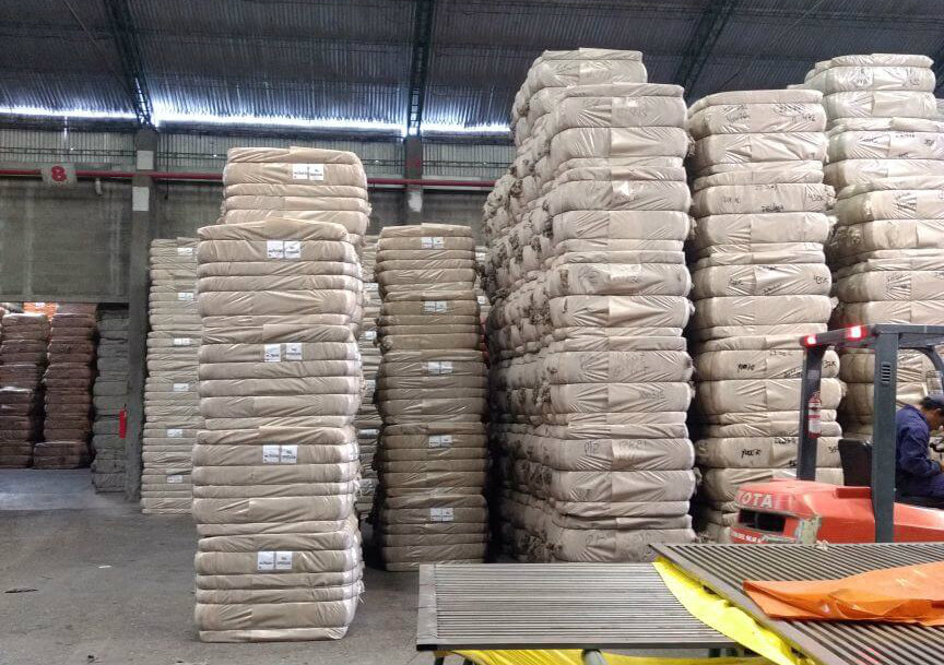 Compact wool bales Fuhrmann Argentina