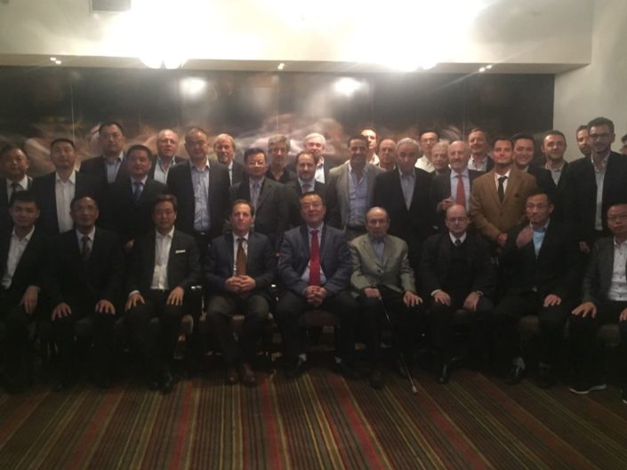 Representatives at the FLA and China Wool Association Meeting 2018 in Buenos Aires 10