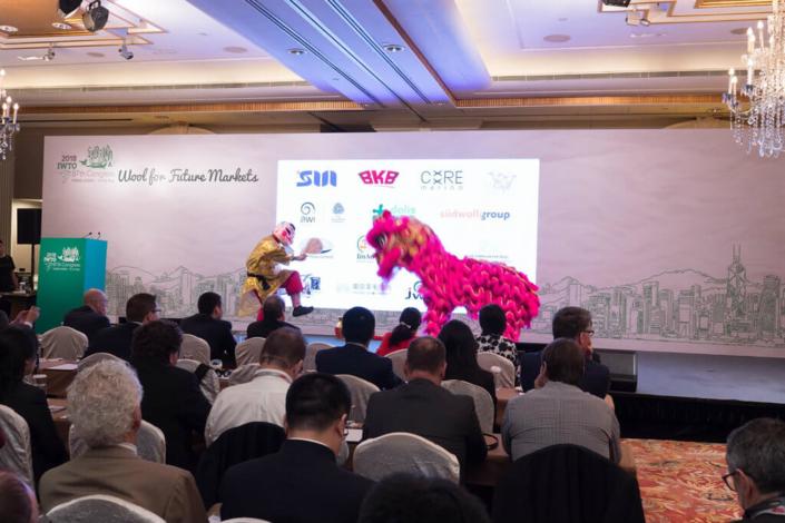 Dragon IWTO Congress 2018