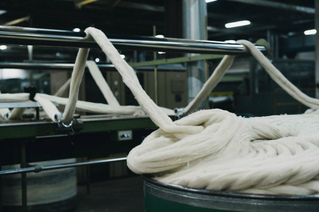 Fuhrmann Argentina Organic Wool Mill 6